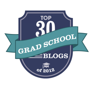 Top 30 Blog 2012 Award