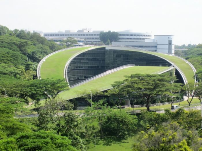 the 50 most impressive environmentally friendly university buildings