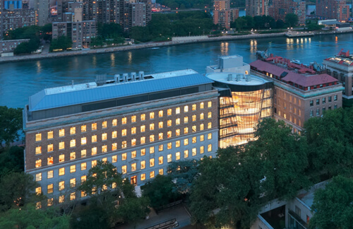 Rockefeller University Center for Collaborative Research, Mitche