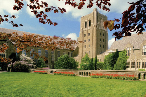 17. Myron Taylor Hall, Cornell Law School – Cornell University, Ithaca, New York