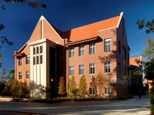 20. William R. Hough Hall, Hough Graduate School of Business, Warrington College of Business Administration – University of Florida, Gainesville, Florida