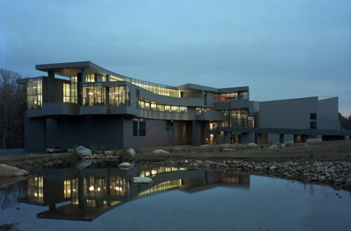 21. Carroll A. Campbell Jr. Graduate Engineering Center – Clemson University, Clemson, South Carolina