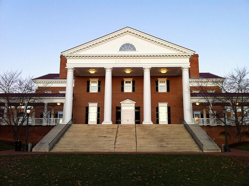 22. Saunders Hall, Darden School of Business – University of Virginia, Charlottesville, Virginia