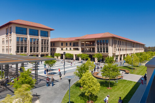 34. Knight Management Center, Stanford Graduate School of Business – Stanford University, Stanford, California