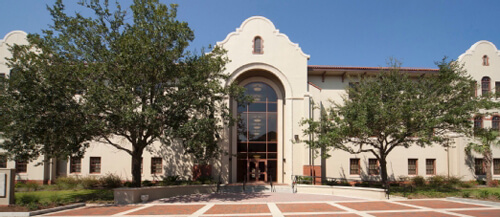 35. Converse Hall, The Graduate School – Valdosta State University, Valdosta, Georgia