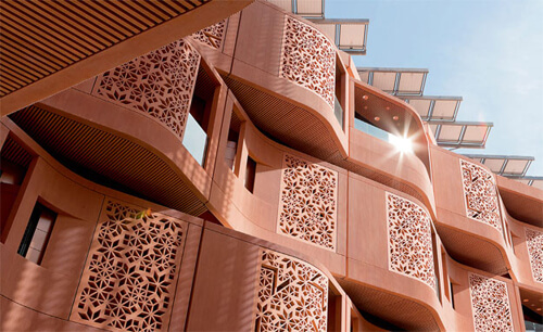 4. Masdar Institute of Science and Technology – Masdar City, Abu Dhabi, U.A.E.