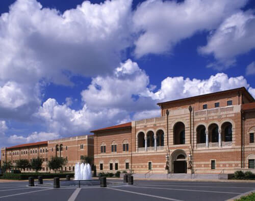 43. McNair Hall, Jesse H. Jones Graduate School of Business – Rice University, Houston, Texas