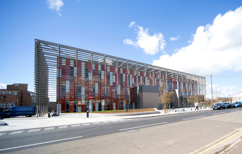 44. Hadyn Ellis Building, University Graduate College – Cardiff University, Cardiff, U.K.