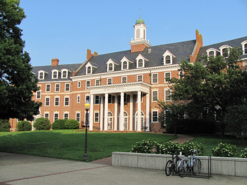 48. Graduate Life Center at Donaldson Brown – Virginia Polytechnic Institute and State University, Blacksburg, Virginia