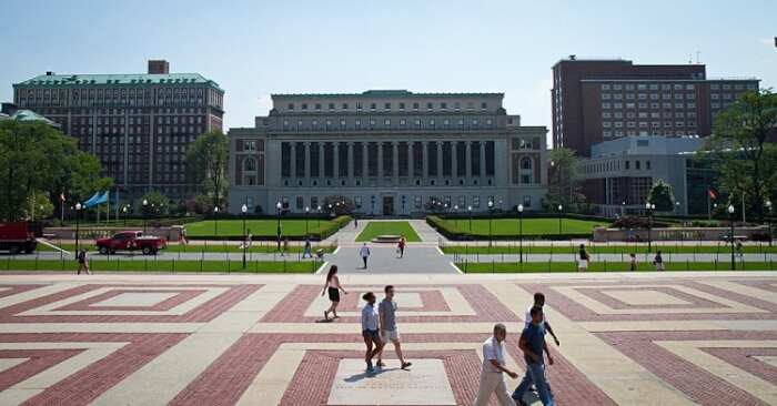 columbia u coursework What are your secondary/high school course requirements for the columbia university first-year class of college and engineering students is chosen from a.