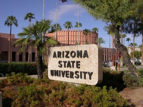 Arizona State University - Top Online Master's in Finance Degree