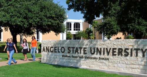 Angelo State University Affordable Master's Degrees in Nursing Online