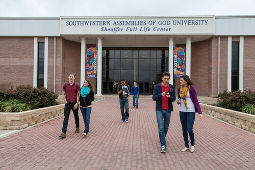 Southwestern Assemblies of God University Affordable Online Master's Degrees in History