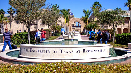 University of Texas Bownsville Best Affordable Master's Degrees in Nursing