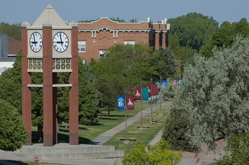 Chadron State College - Online Master's MBA
