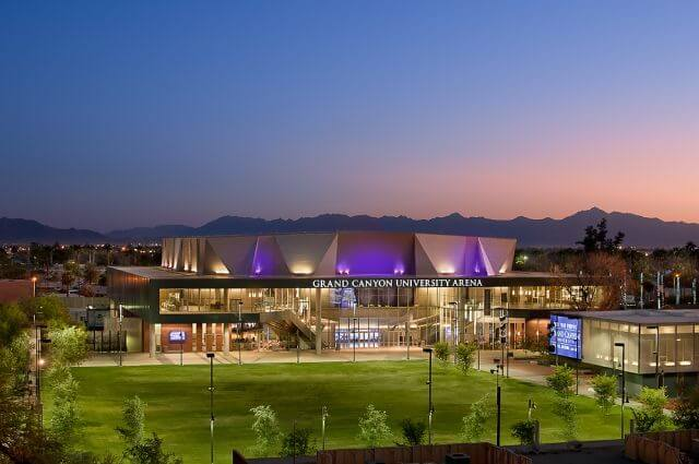 Grand Canyon University - Online Healthcare Administration