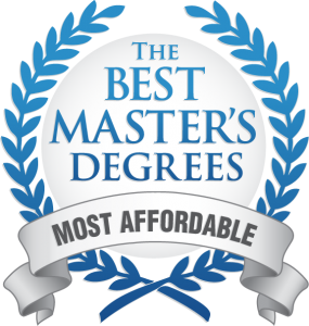 The Best Master's Degrees - Most Affordable