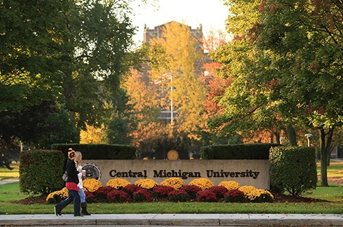 Central Michigan University - Online MBA in International Business