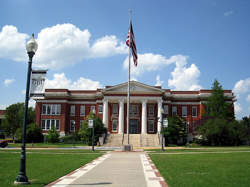 Oklahoma Baptist University - Online MBA in International Business