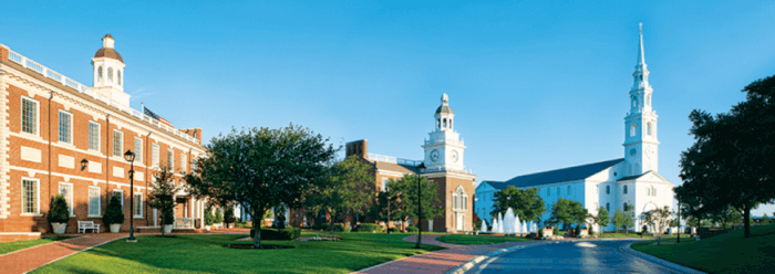 Dallas Baptist University - Online MBA Information Systems