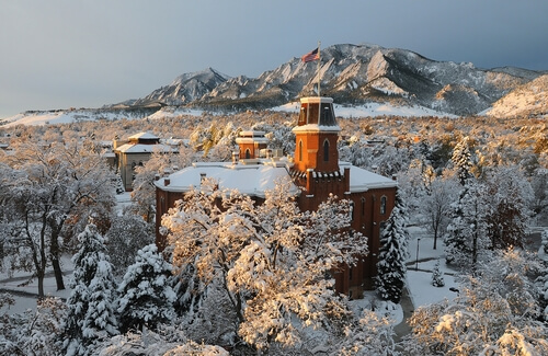 University of Colorado - Online MBA Information Systems