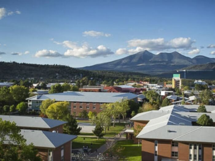 Northern Arizona University - Online Master's English