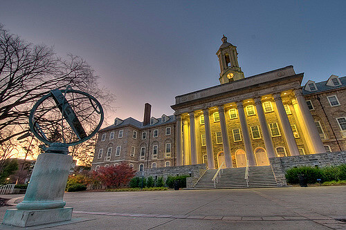 Penn State - Top Affordable Online Master's Engineering