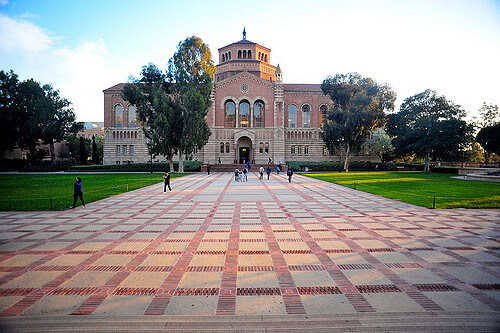 UCLA - Top Affordable Online Master's Engineering