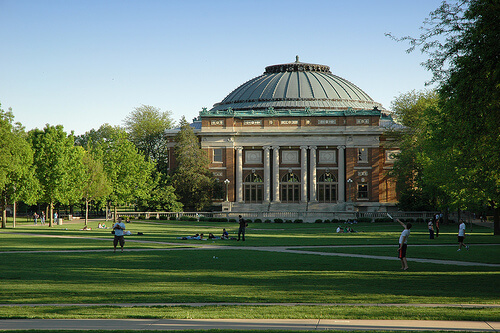 The online master's in engineering degree program at University of Illinois is nationally accredited.