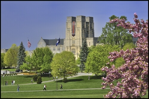 Virginia Tech - Top Affordable Online Master's Engineering