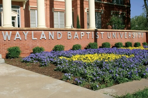 Wayland Baptist University - 30 Online Master's English