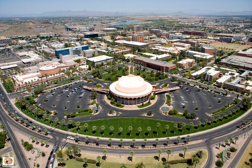 Arizona State University - Top Affordable Online Master's Engineering