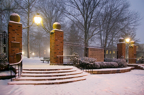 Ohio University - Top Affordable Online Master's Engineering