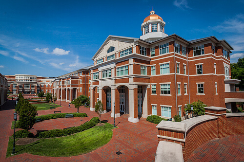 UNC Charlotte - Top Affordable Online Master's Engineering
