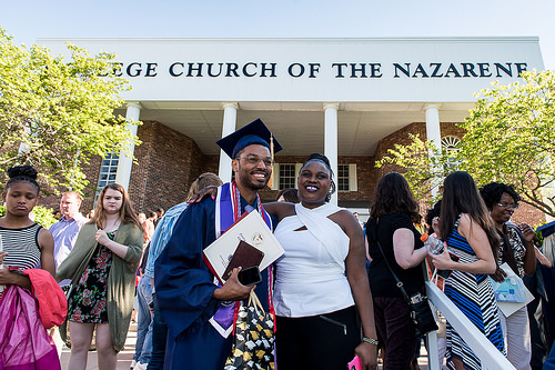 MidAmerica Nazarene University - Online MSN in Nursing Education